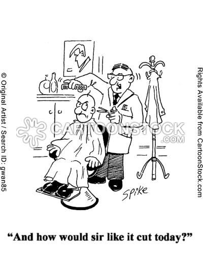 Barber clipart animated.  best salon laughs