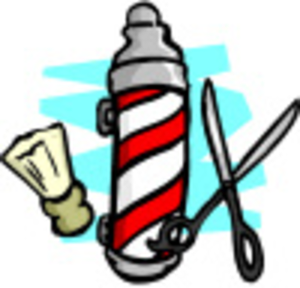 Pole free images at. Barber clipart animated