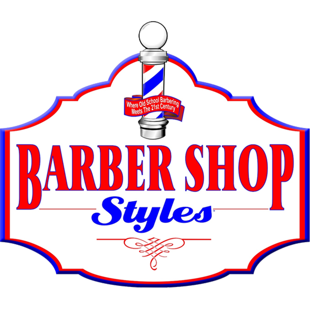 Barber clipart baber. Home shop styles old