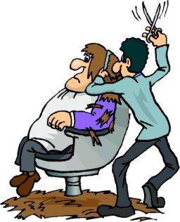 Clip art . Barber clipart baber