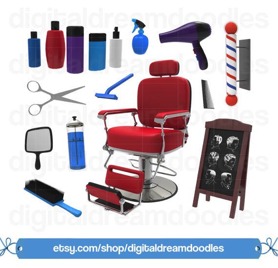 Haircut shop clip art. Barber clipart barber salon