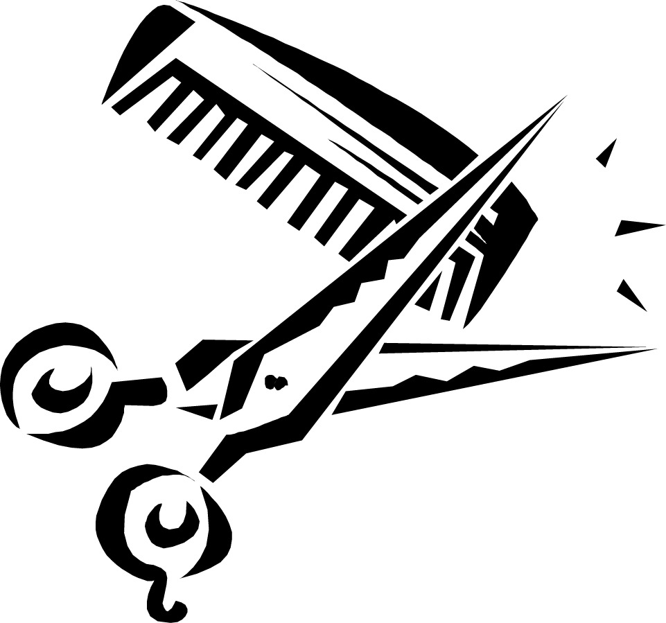 Barber clipart barber salon. Free shop download clip