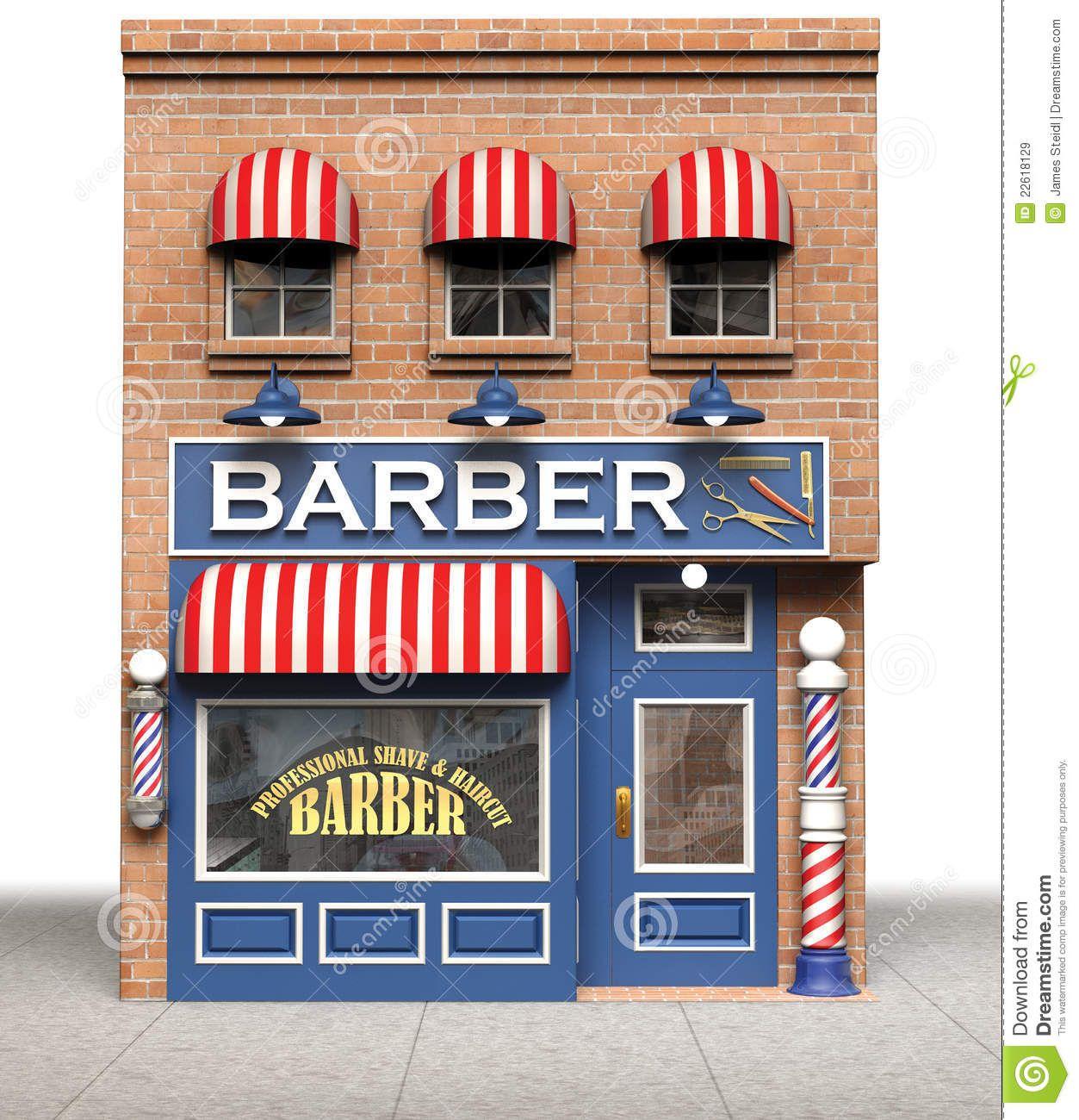 Barber shop google search. Win clipart building windows