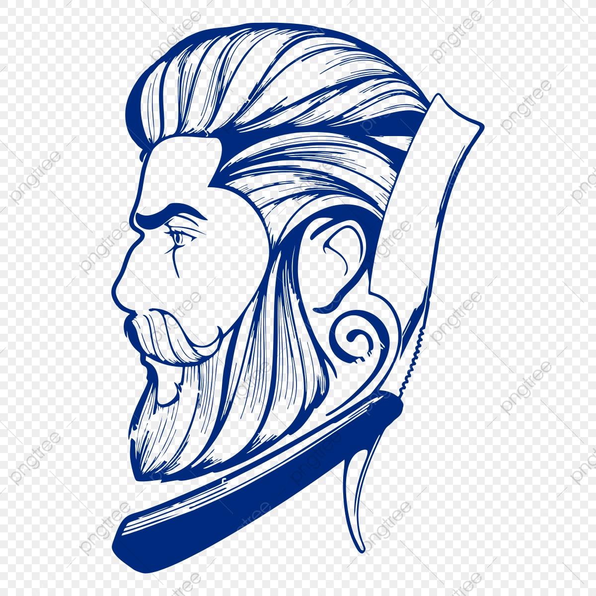 Barber clipart cartoon. Shop haircut
