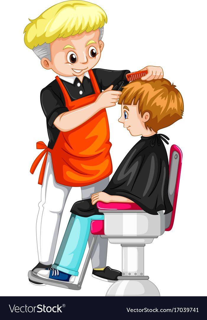 Haircut clipart animated. Pin on jobs