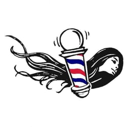 barber clipart cosmetology barber cosmetology transparent