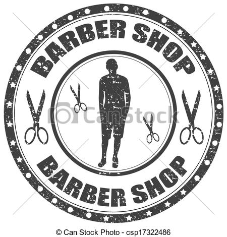 Logo . Barber clipart drawing