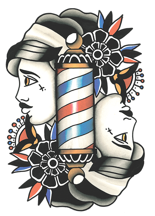Barber clipart female barber. Cuba barbers about