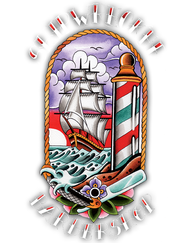 Barber clipart female barber. Home shipwrecked lady janelle