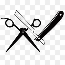 Tools png vectors psd. Barber clipart instruments