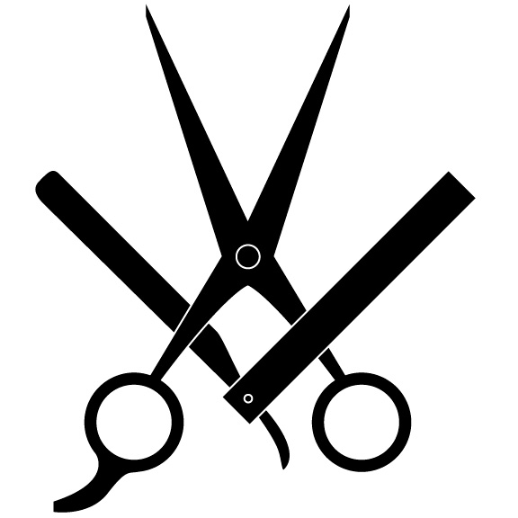 Barber clipart instruments. Shears uniforms galleries