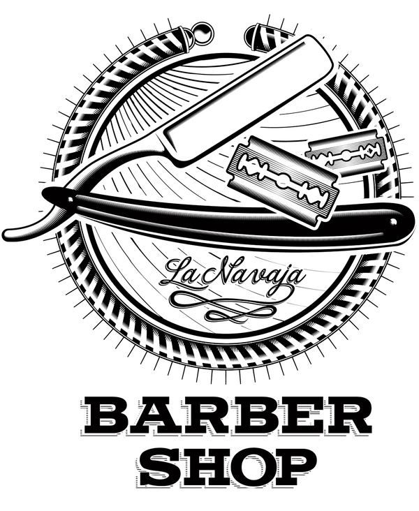 Pin by scott reed. Barber clipart logo