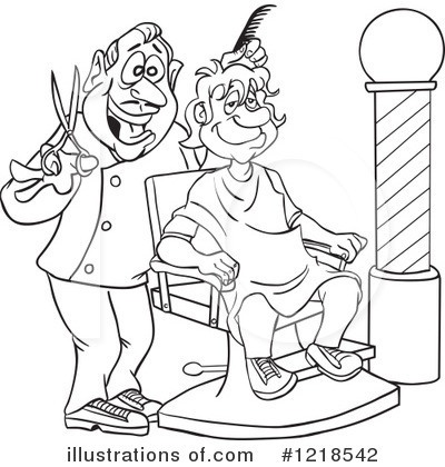 Hair salon coloring pages - Hellokids.com | 420x400