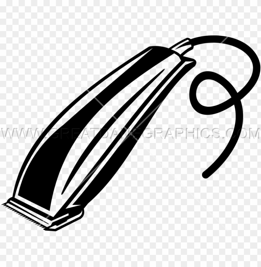 Library clippers hair . Barber clipart transparent