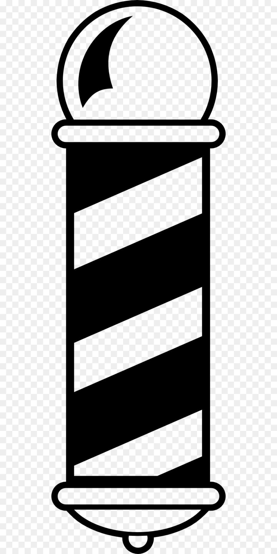 Barber clipart transparent. S pole clip art