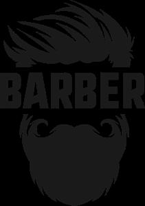 Barbershop logo eps free. Barber clipart vector