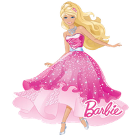 Download free png photo. Barbie clipart