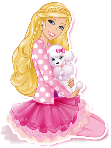 Barbie clipart. Meu lbum de fotos