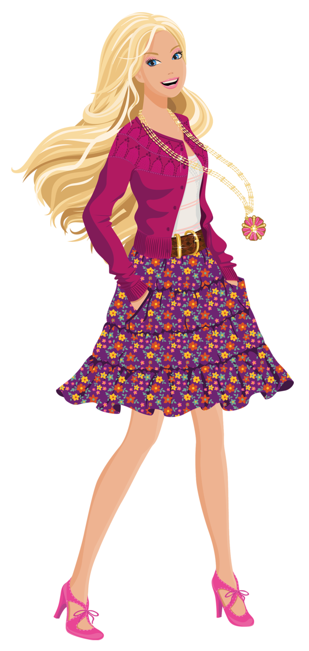 Barbie clipart. Png picture gallery yopriceville