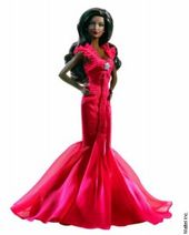 Barbie clipart african american.  holiday celebration special