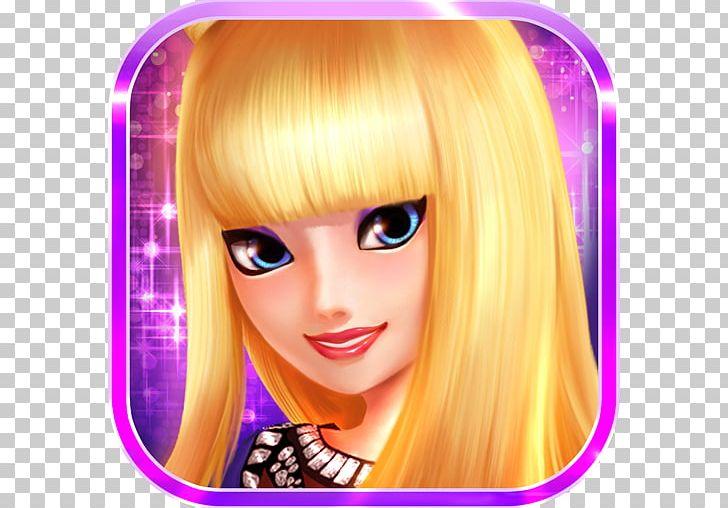 Barbie clipart app. Superstar fashion girl games