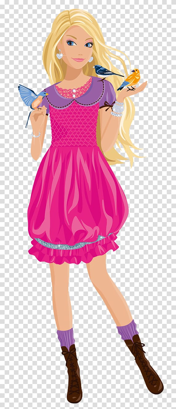 Barbie clipart background. Free content fashion animated