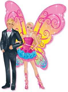 Barbie clipart butterfly.  best images on