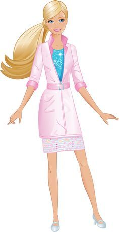 Pin by joanna alderin. Barbie clipart character