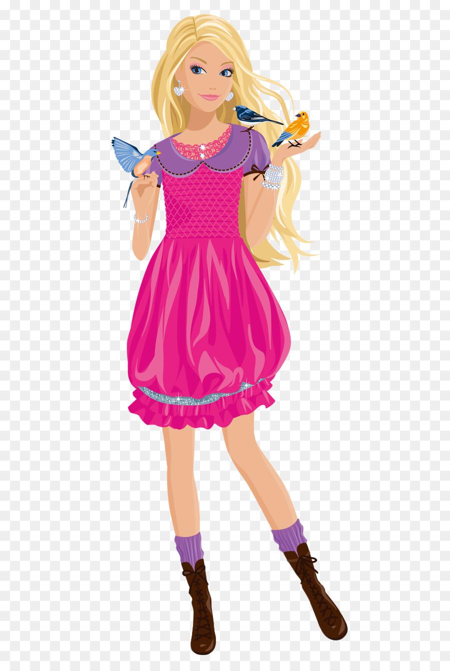 Free content clip art. Barbie clipart character