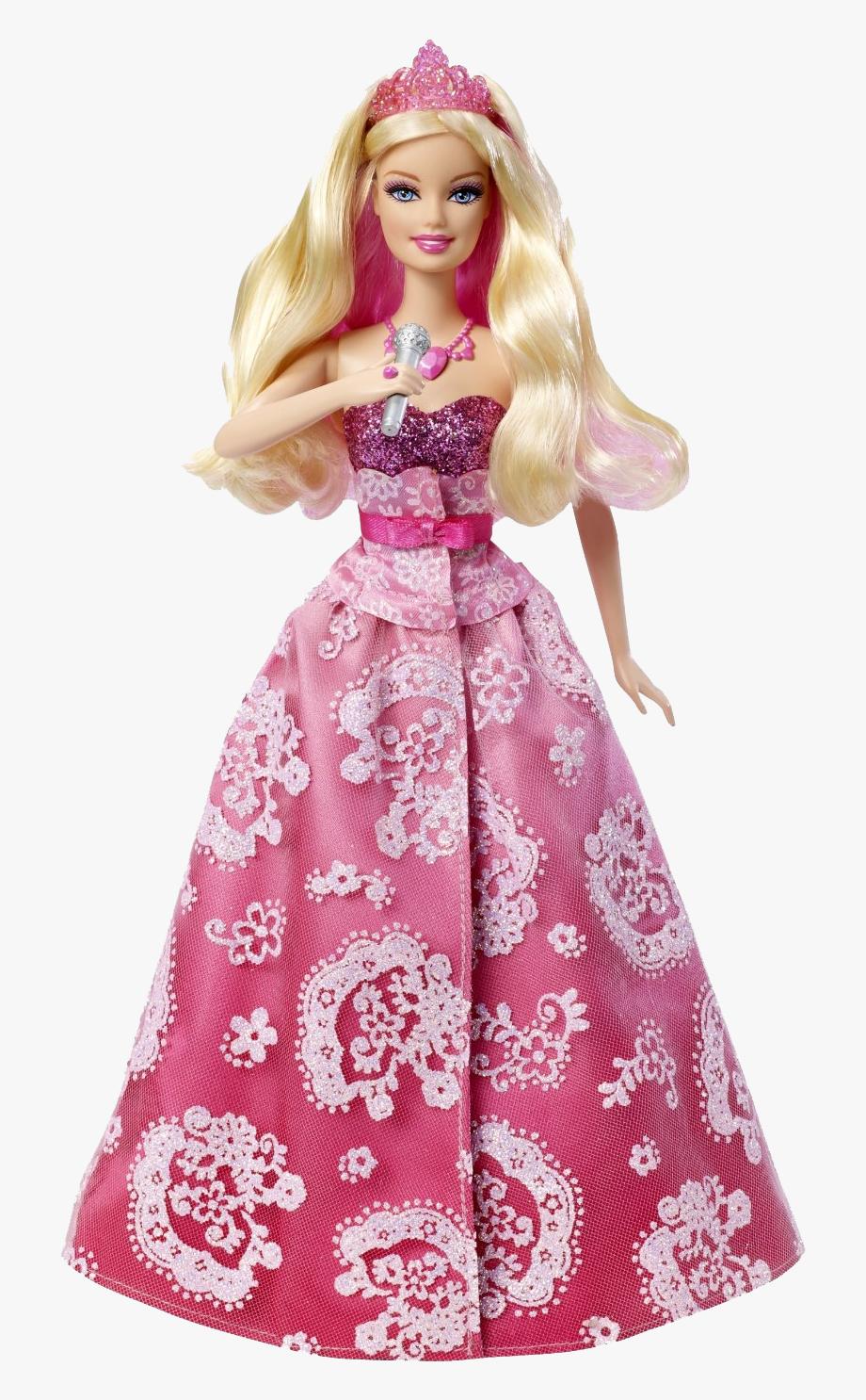 Doll png transparent images. Barbie clipart clip art
