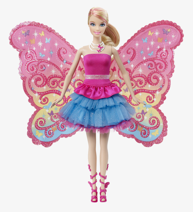 Barbie clipart cute. Doll toy png image