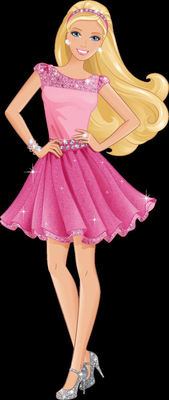 Barbie clipart cute. Smile pinteres more