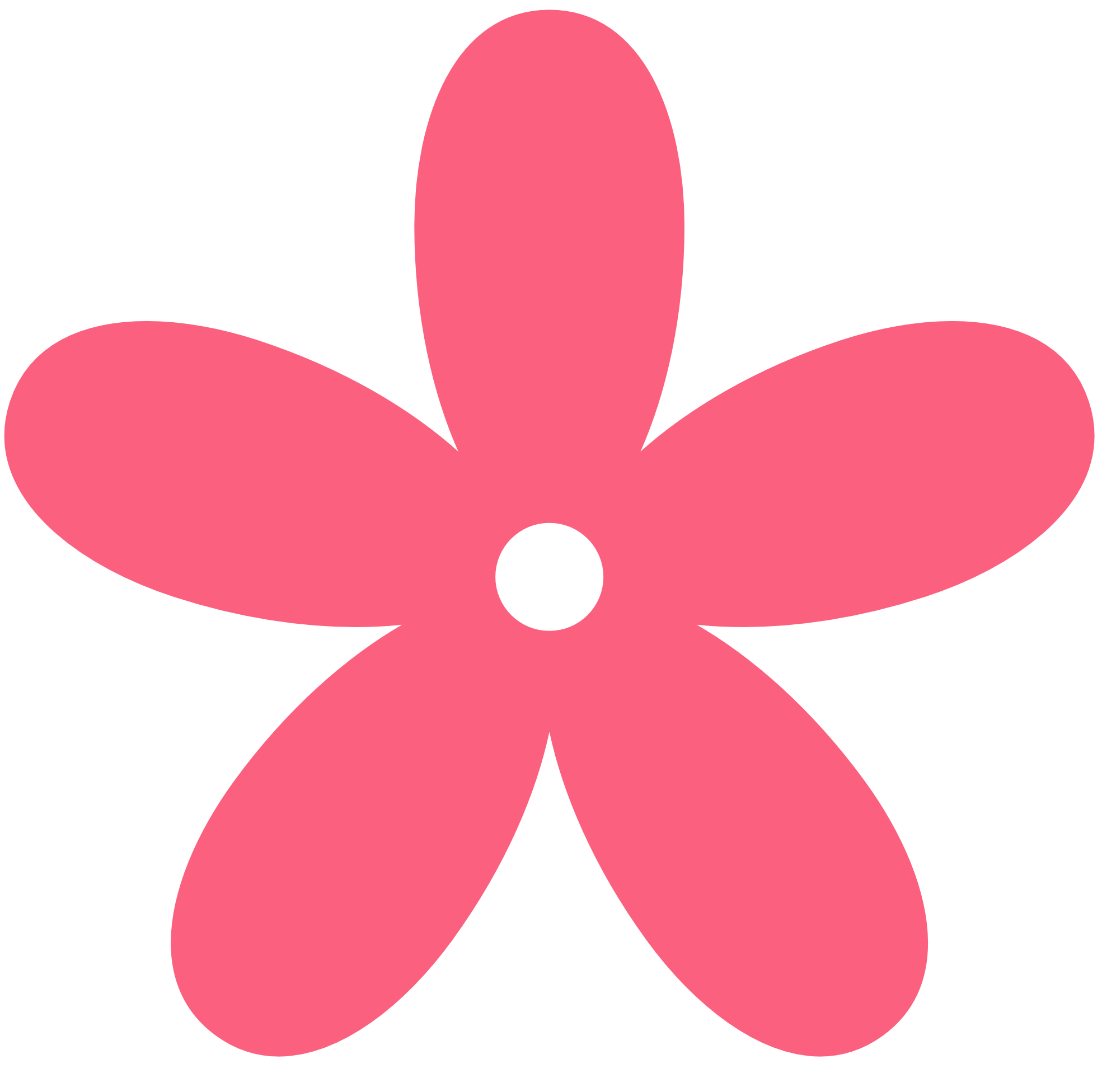 Pink flower best clip. Square clipart red coloured