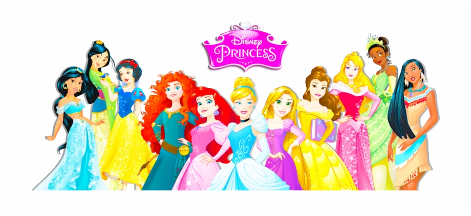 Barbie clipart group. Disney princess images princesses