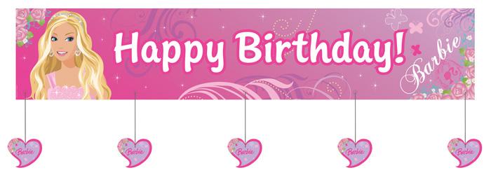 Barbie clipart happy birthday. C afb b d