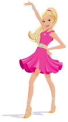 Barbie clipart happy birthday. Transparentes dibujos marcos de