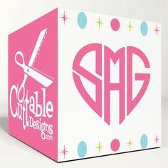 Barbie clipart monogram. Font cuttable design cut