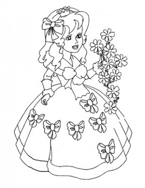 Barbie clipart outline. Www pixshark com images