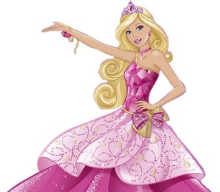 best images on. Barbie clipart poster