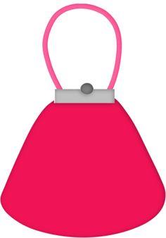 Pin by dana fuhriman. Barbie clipart purse