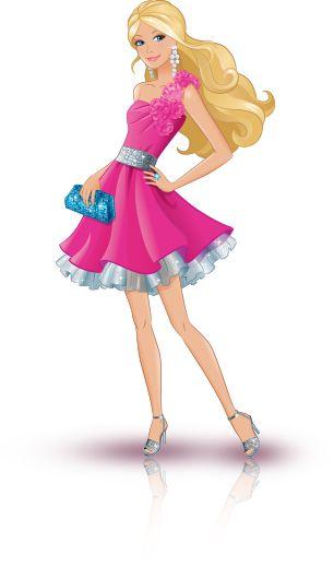 best my board. Barbie clipart teacher