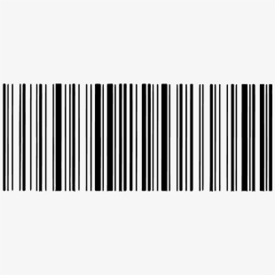 Barcode clipart. Number transparent clip art