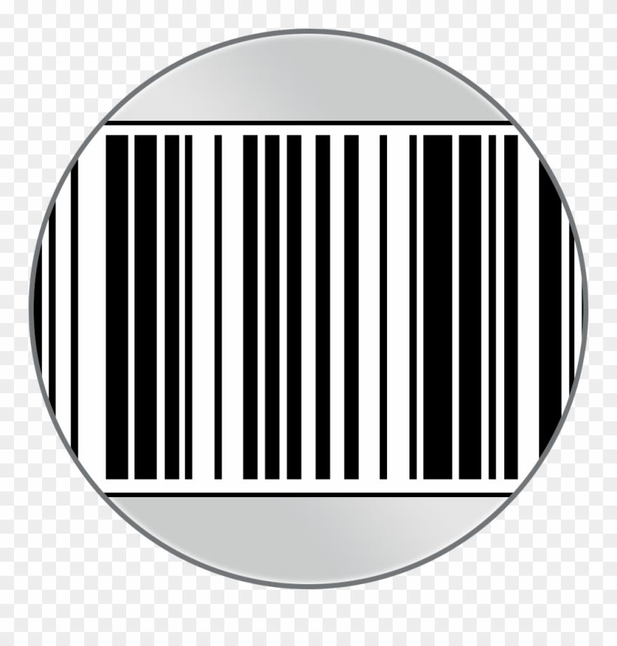 Circle pinclipart . Barcode clipart