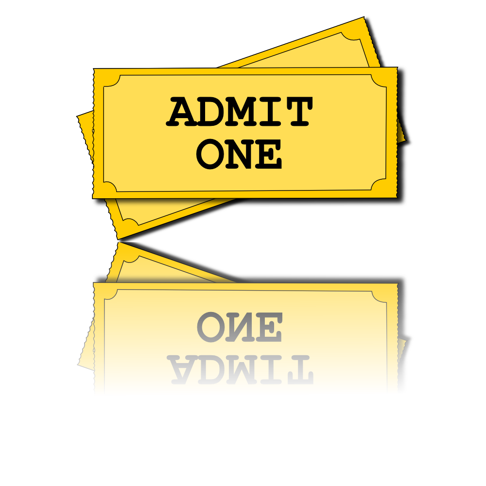 Movie clipart field trip. Onlinelabels clip art tickets