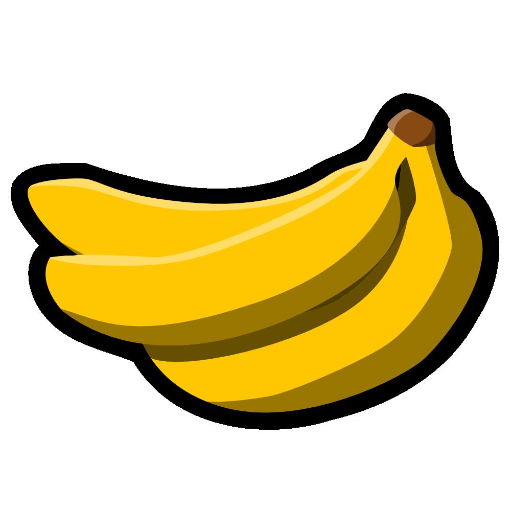 clipart banana template