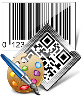 Maker corporate edition generates. Barcode clipart barcode label