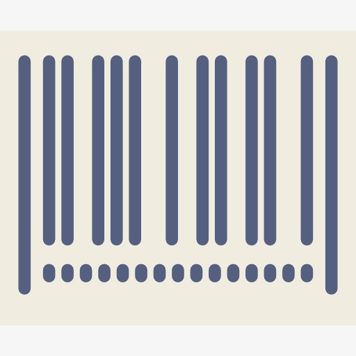 A recognition png image. Barcode clipart cartoon