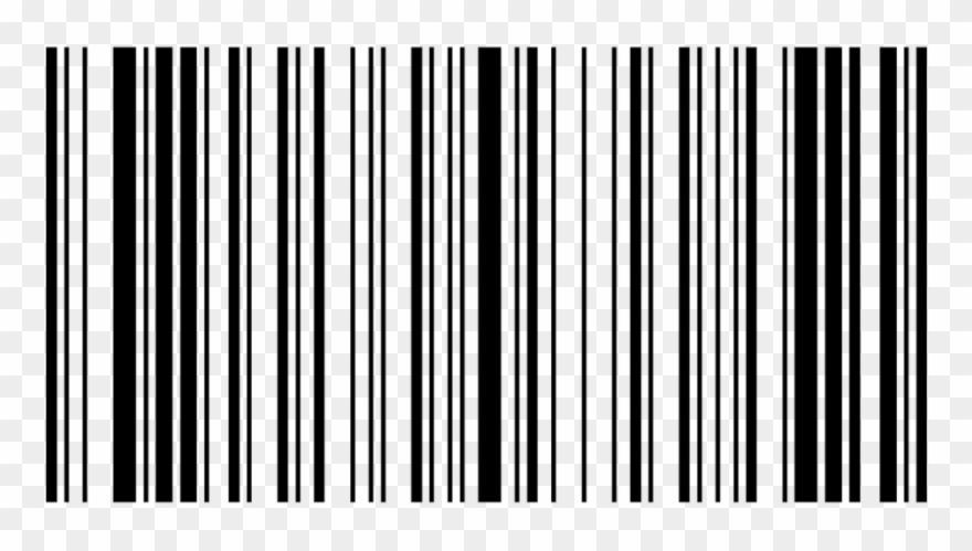Barcode Clipart Cartoon  Barcode Cartoon Transparent Free