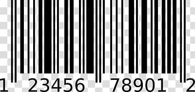 Barcode clipart clear background. Upc a transparent png