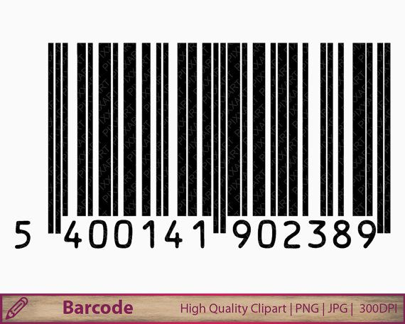 Barcode clipart copyright free. Pin by paula s